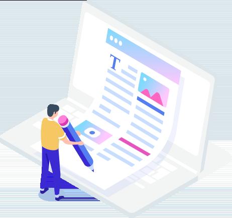 有益な情報を発信できる簡易性を考慮したブログシステム
