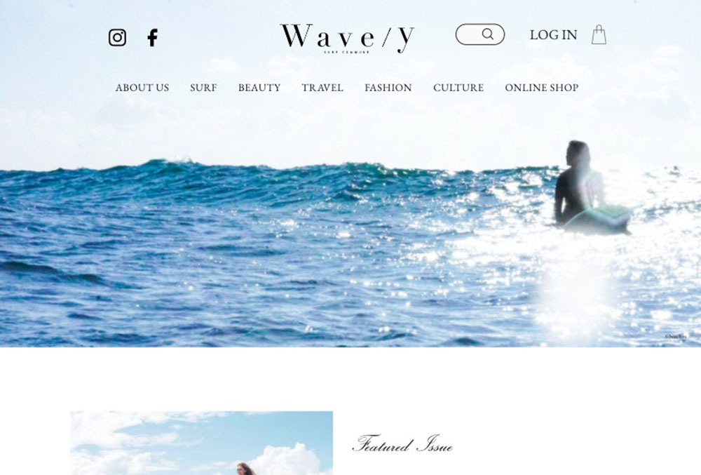 Wave/y SURF COMMUNE
