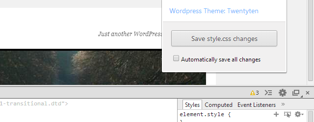 wordpress_style_editor
