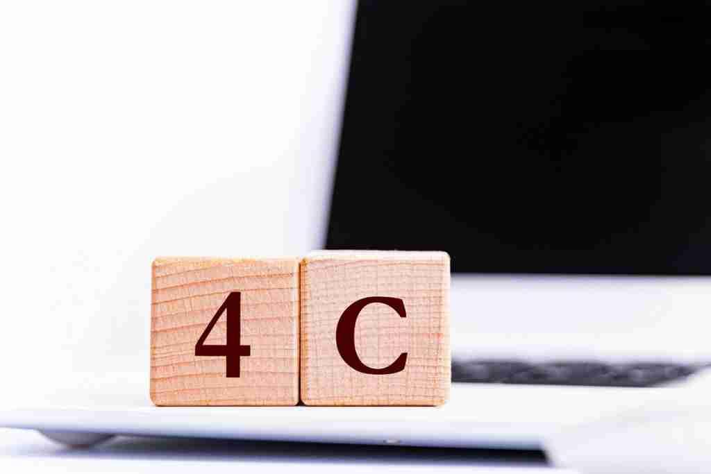 4Cとは?4C分析とは?