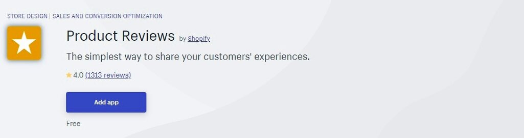 口コミアプリ Product Reviews