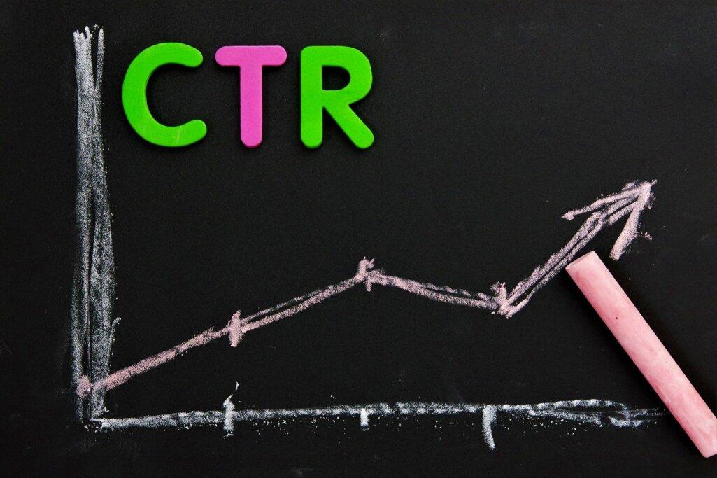 CTR(クリック率)とは?どう計算するの?