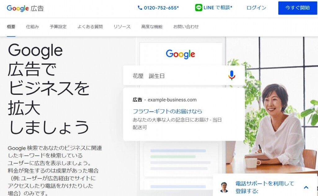 Google広告(旧AdWords アドワーズ)とは?