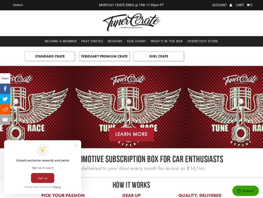 tunercrate