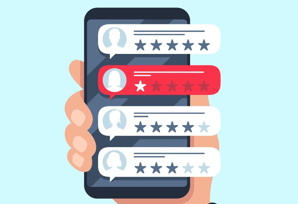 Googleマイビジネスの悪い口コミはどうやって対応すべき?